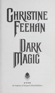 Cover of: Dark magic