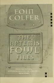 Cover of: Artmis Fowl Files | Eoin Colfer
