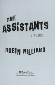 Cover of: The assistants : a novel |