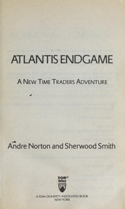 Cover of: Atlantis endgame: a new time traders adventure