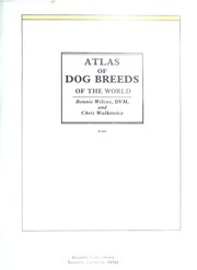 Cover of: Atlas of Dog Breeds of the World |