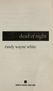Cover of: Dead of night