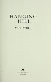 Cover of: Hanging Hill