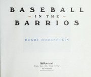Cover of: Baseball in the barrios