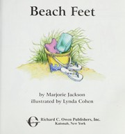 Cover of: Beach feet | Marjorie Jackson
