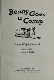 Cover of: Beany goes to camp