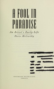 Cover of: A Fool in Paradise