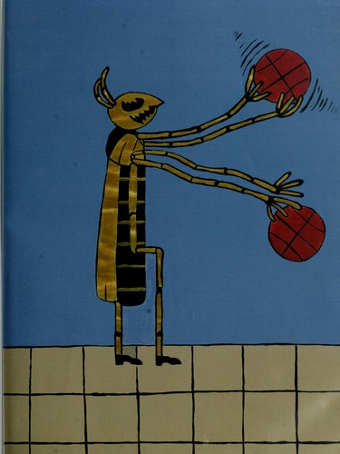 The bee ball players by Carl Berry