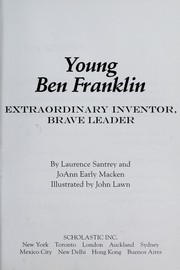 Cover of: Young Ben Franklin | Laurence Santrey
