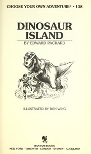 Cover of: Dinosaur Island