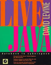 Cover of: Live Java