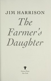 Cover of: The farmer's daughter