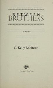 Cover of: Between brothers
