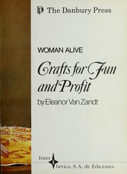Cover of: Crafts for fun and profit