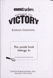 Cover of: Voyage to victory | Kieran Fanning