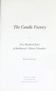 Cover of: The candle factory