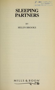 Cover of: Sleeping partners | Helen Brooks