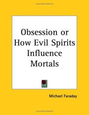 Cover of: Obsession or How Evil Spirits Influence Mortals