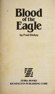 Cover of: Blood of the eagle