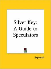 Cover of: The Silver Key