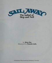 Cover of: Sail away