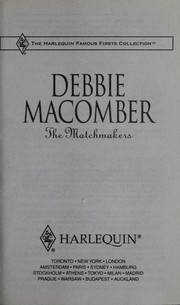 Cover of: The matchmakers | Debbie Macomber