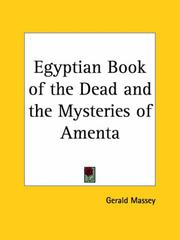Cover of: Egyptian Book of the Dead and the Mysteries of Amenta