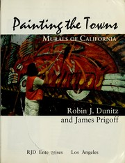 Cover of: Painting the towns