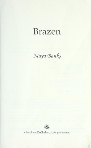 Brazen [electronic resource] by