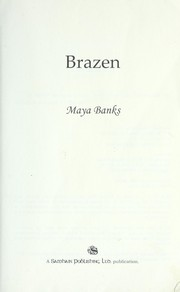 Cover of: Brazen [electronic resource] |