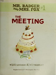 Cover of: The meeting