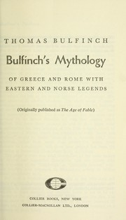 Cover of: Bulfinch