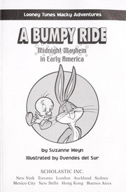Cover of: A bumpy ride | Suzanne Weyn