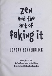 Cover of: Zen and the art of faking it