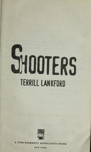 Cover of: Shooters | Terrill Lankford