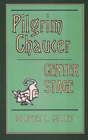 Cover of: Pilgrim Chaucer