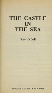 Cover of: The castle in the sea
