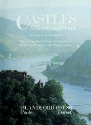 Cover of: Castles : a history and guide |