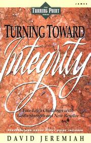 Cover of: Turning Toward Integrity