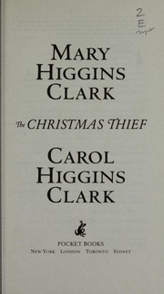 Cover of: The Christmas thief
