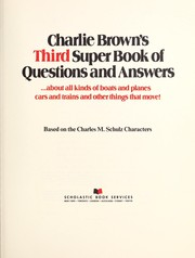 Cover of: Charlie Brown
