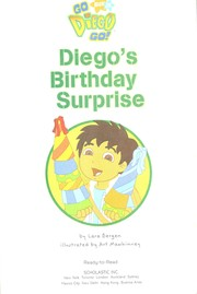 Cover of: Diego's birthday surprise