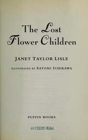 Cover of: The lost flower children