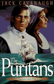 Cover of: The Puritans (American Family Portraits #1)