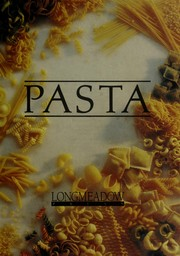 Cover of: Perfect pasta