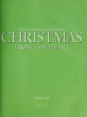 Cover of: Christmas from the heart |