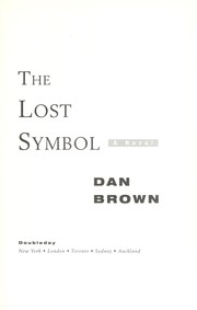 Cover of: The lost symbol