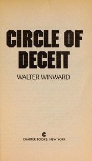 Cover of: Circle of Deceit | Walter Winward