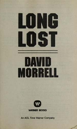 Long lost by David Morrell