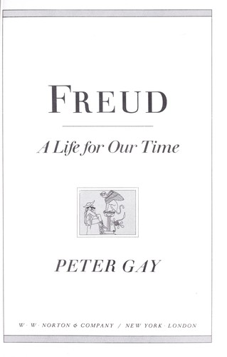 Freud : a life for our time by